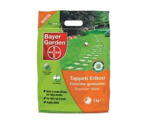 Concime speciale per il tappeto erboso ideale per farlo crescere in maniera ottimale