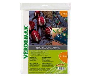 Impedisce la crescita di piante infestanti senza l'uso di prodotti chimici.