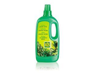 Concime liquido studiato per le piante verdi da appartamento. Favorisce le funzioni svolte dalle radici