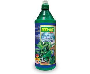 Prodotto costituito da acqua complessata arricchita di elementi nutritivi che garantiscono una crescita sana e rigogliosa di tutte le piante verdi.