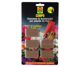 Compo concime bastoncini piante da fiori.