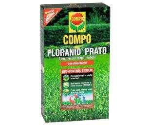Compo concimi prato floranid + diserbante 1