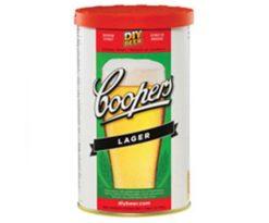 Malto australia coopers lager.