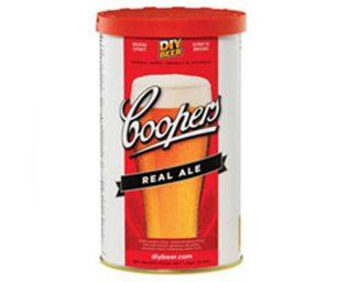 Malto australia coopers real ale.