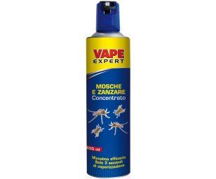 Basta un semplice gesto per liberarsi di mosche e zanzare! VAPE Mosche e Zanzare è un rimedio veloce contro mosche e zanzare.