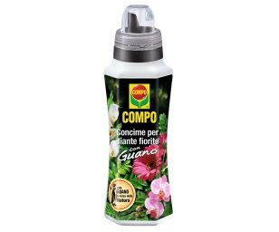 Concime liquido piante fiorite 500 ml.