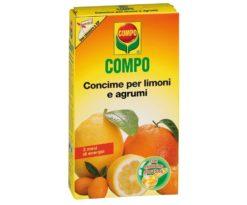 Concime limone e agrumi 500 g.