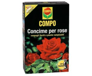 Compo guano rose 1 kg.