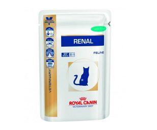 Royal canin renal con tonno è un alimento dietetico completo destinato ai gatti per il supporto della funzione renale .In caso di insufficienza renale cronica o temporanea