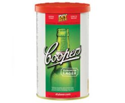 Malto -coopers- european lager.