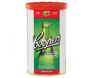 Malto -coopers- european lager.