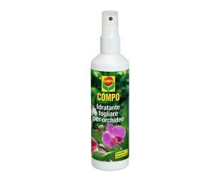 Idratante fogliare per orchidee 250 ml.