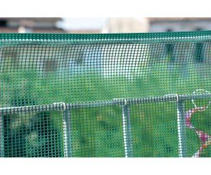 Ideale per recintare balconi e terrazzi.