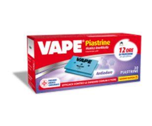 Le piastrine antizanzare vape antiodore rilasciano