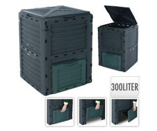 Composter eco capacita' 300 litri.
