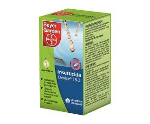 Insetticida-larvicida in pastiglie effervescenti per il controllo delle larve di zanzare nei luoghi di riproduzione.