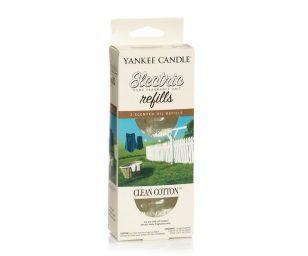 L'aroma del cotone asciugato al sole abbinato a note verdi e di fiori bianchi