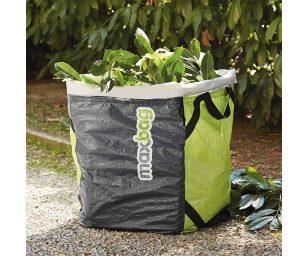 """nell'orto o di bricolage: il sacco """"Maxag"""" ideale per trasporto foglie"""
