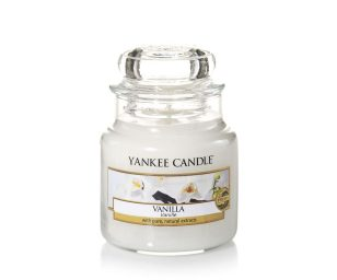 Un profumo di Vaniglia dolce e leggera