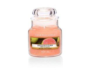 Il gusto delizioso della guava matura dal profumo tropicale.