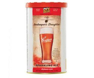Malto australia coopers sparkling ale.