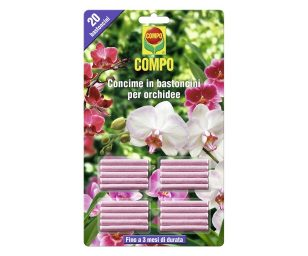 Bastoncini orchidee 20 blister.