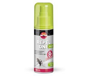 Lozione insetto-repellente pronto all'uso di immediata efficacia.