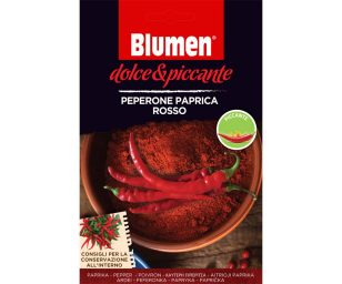 Peperone paprica rosso.