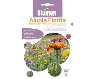Miscuglio di fiori primavera multicolor