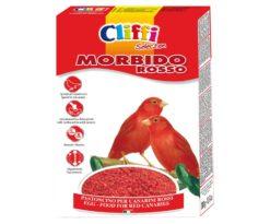 Alimento composto per canarini rossi da compagnia