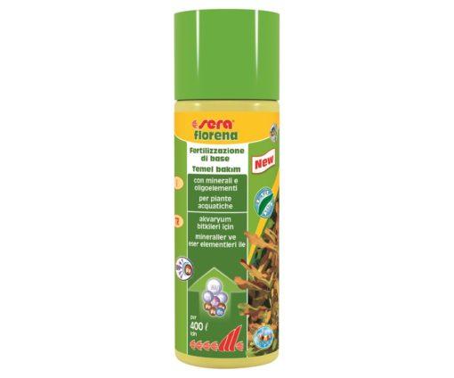 Fertilizzante liquido per splendide piante acquatiche.