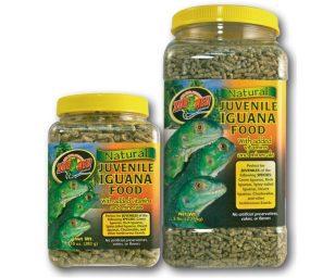 Il cibo per iguane Zoo Med rappresenta una nuova frontiera per l'allevamento dei rettili.