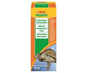 Vitamine per rettili vitali.