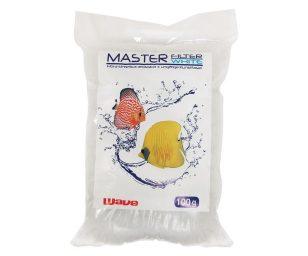 Fibra sintetica atossica adatta al filtraggio meccanico dell'acqua dell'acquario.