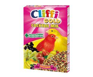 Alimento completo per canarini ornamentali.