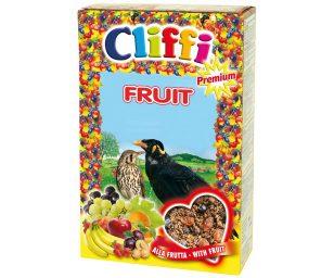 Alimento completo per uccelli insettivori.