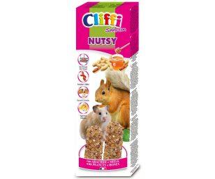 Alimento complementare per criceti e scoiattoli.