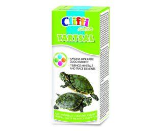 Alimento complementare per tartarughe da compagnia.