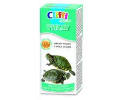 Alimento complementare per tartarughe ornamentali.