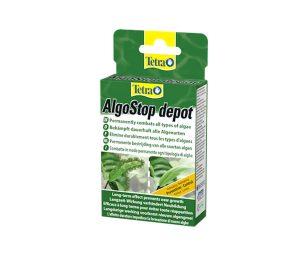 Tetra AlgoStop depot combatte efficacemente tutti i tipi di alghe