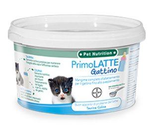 Mangime completo d'allattamento fino allo svezzamento per gatti.
