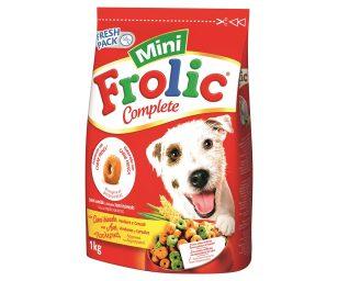 Frolic small dog pollo