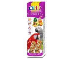 Alimento completo per pappagalli da compagnia