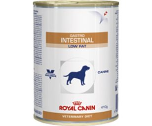 Gastro-intestinal low fat è un alimento dietetico completo per cani indicato per laregolazione del metabolismo dei lipidi in caso di iperlipidemia.