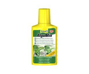 Tetra AlguMin combatte rapidamente tutti i tipi di alghe