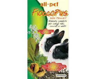 Alimento completo per conigli nani cuccioli e adulti con olii essenziali