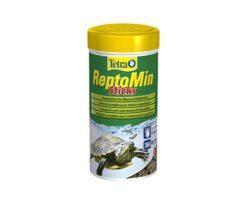 Mangime premium nutritivamente bilanciato per tutte le tartarughe d'acqua.