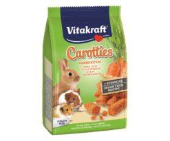 Squisite e croccanti carote da sgranocchiare