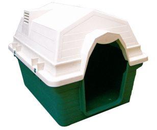 Canile in plastica per il riposo e la protezione del vostro cane.