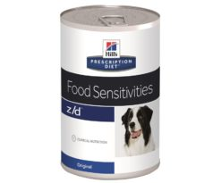 Prescription diet canine z/d ha i seguenti benefici chiave.